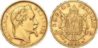 20 Χρυσά Φράγκα Ναπολέων ΙΙΙ / 20 Gold Francs Napoleon III – France
