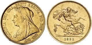 5 Λίρες Αγγλίας / 5 Gold Pounds