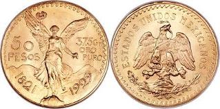 50 Χρυσά Πέσος / 50 Gold Pesos