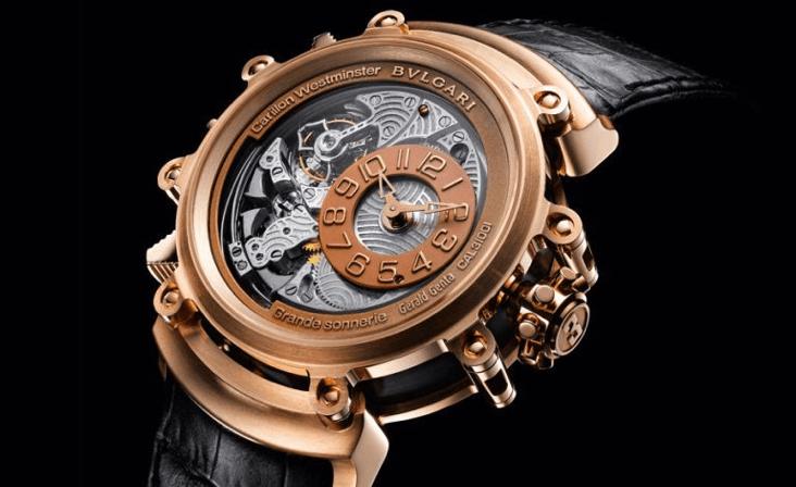 επώνυμα ρολόγια χειρός Bulgari Magsonic Sonniere Tourbillion cf706088226