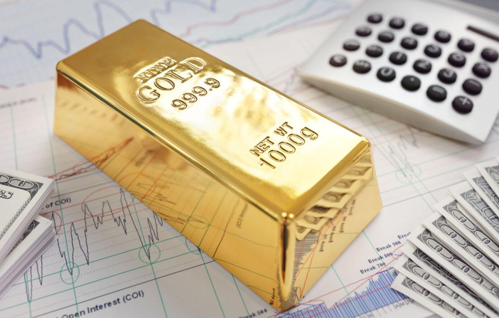 Η ανοδική τάση της τιμής του χρυσού είναι πιο σταθερή σε σύγκριση με του ασημιού – Commerzbank