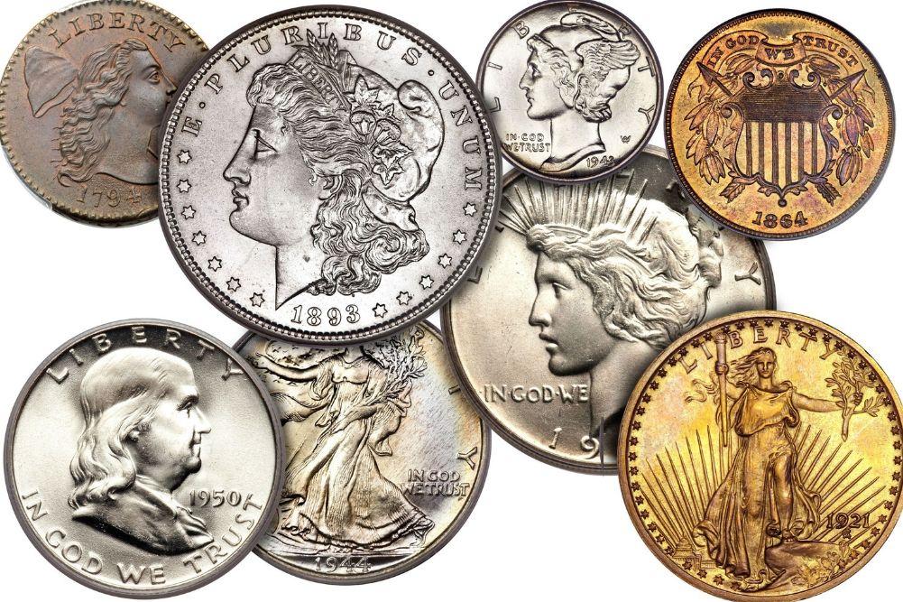 συλλεκτικά νομίσματα πραγματική αξία πολύτιμο μέταλλο