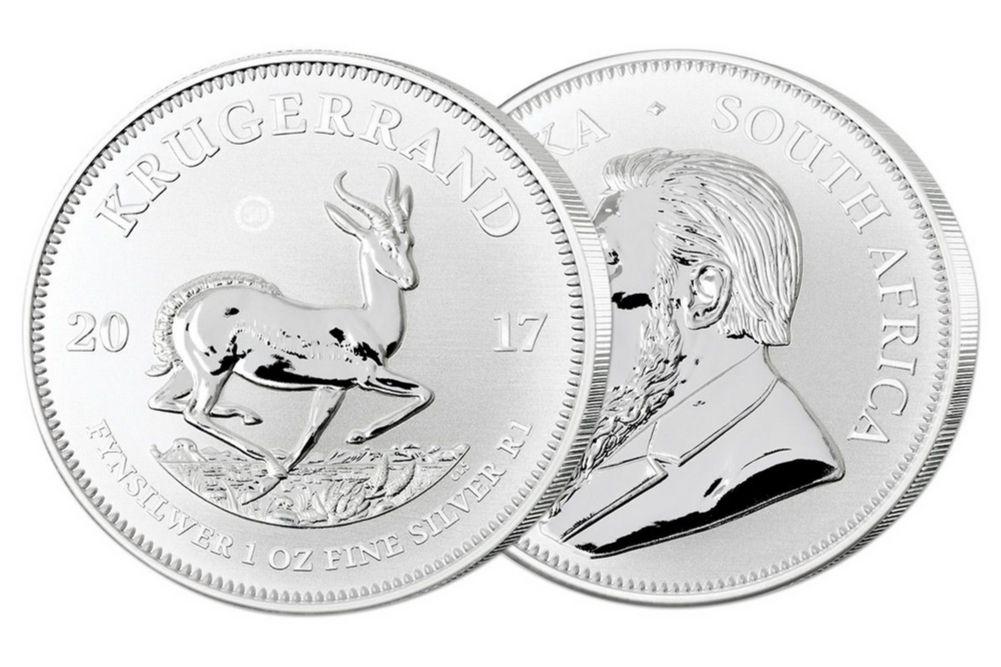 λευκοχρυσο κρουγκεραντ νοτιοαφρικανικα νομισματα