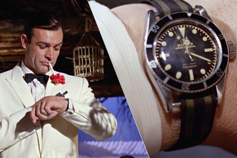 Sean Connery: Ο θρυλικός James Bond που ταυτίστηκε με το Rolex Submariner