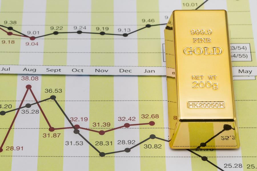 Επιβράδυνση των Επιπτώσεων του Κορονοϊού: Πάνω από 1% ο Χρυσός