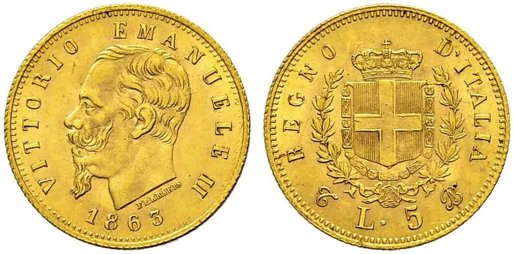 Ιταλικά Χρυσά Νομίσματα – ORAGOLD