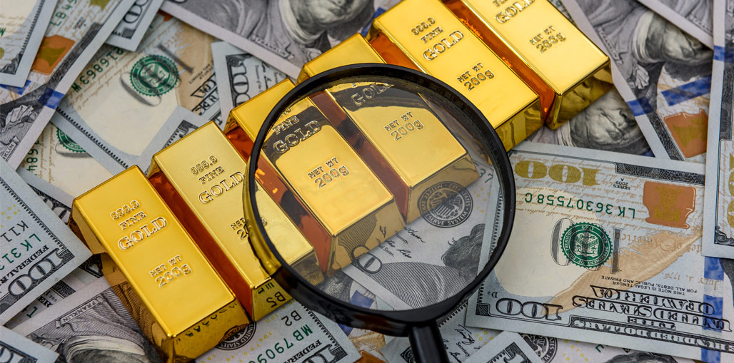 Είναι ο χρυσός το απόλυτο όπλο σε έναν οικονομικό πόλεμο;