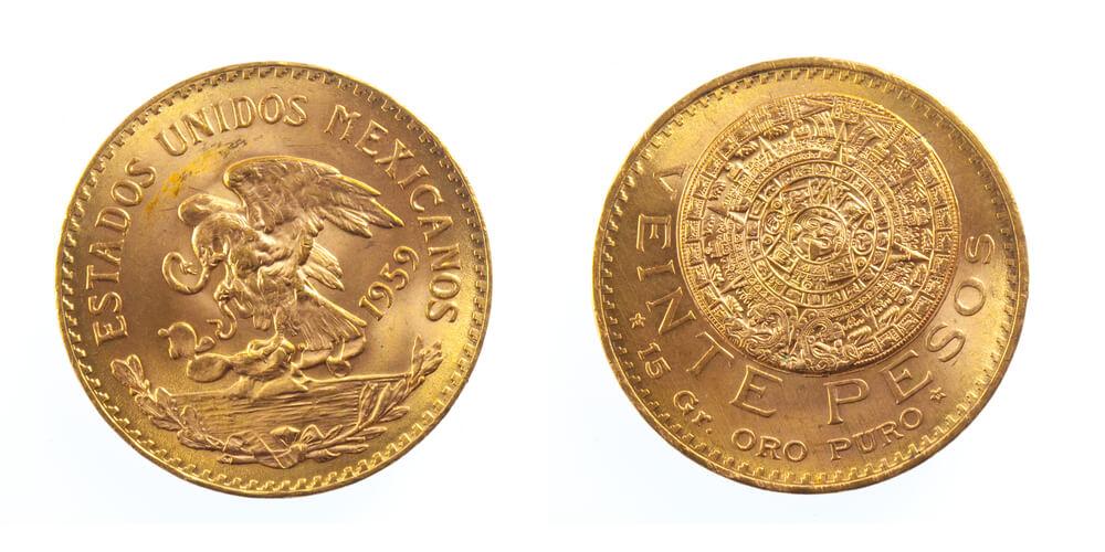 Τι γνωρίζετε για τα Μεξικάνικα Χρυσά Νομίσματα;