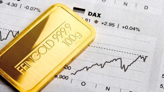 Με ποιο τρόπο θα ανέβει ο χρυσός στα 1900 $ ανά ουγγιά;