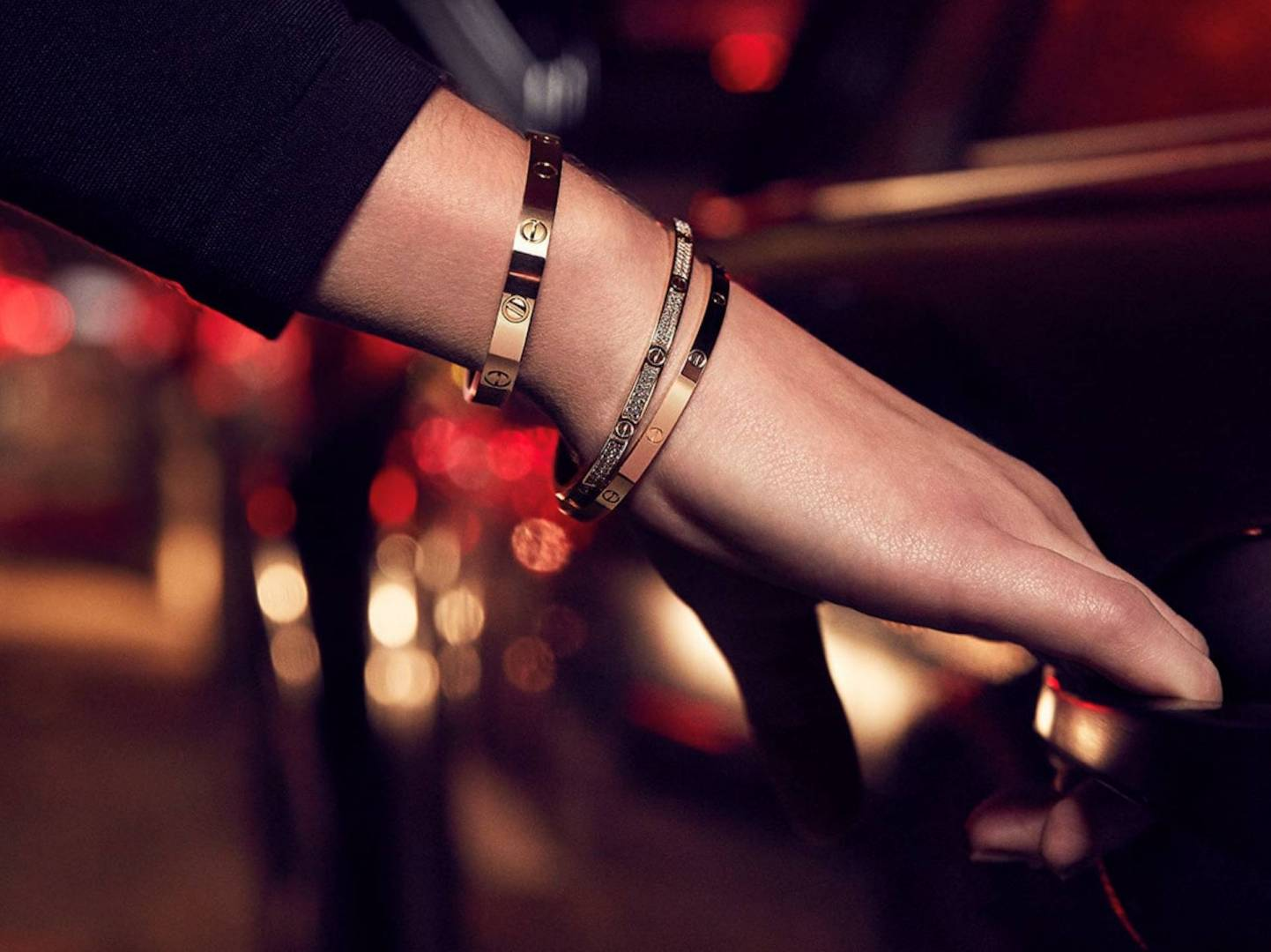 Cartier Love Bracelet: Ένα Κόσμημα-Σύμβολο Της Αγάπης